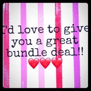 Other - Bundles get discounted !!!
